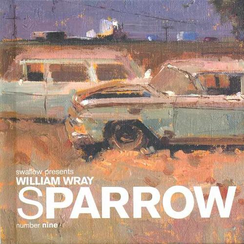 William Wray - Book - William Wray Sparrow - Nucleus | Art Gallery and Store