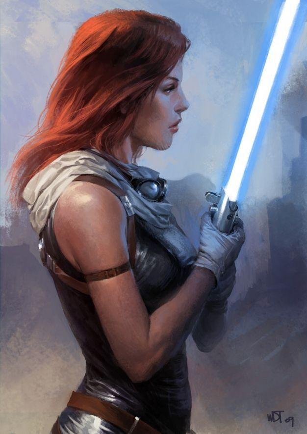 Artist Darren Tan - Star Wars illustrations (14 photos) - Xaxor