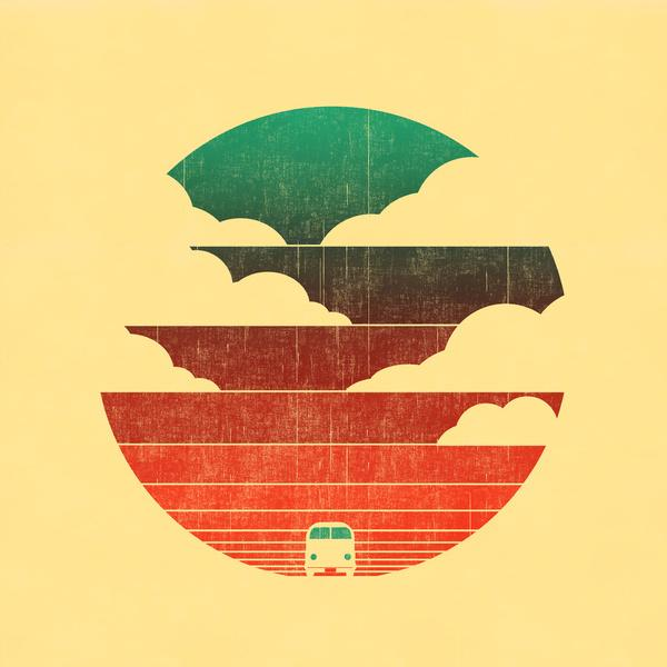 Go West Art Print by Budi Satria Kwan | Society6