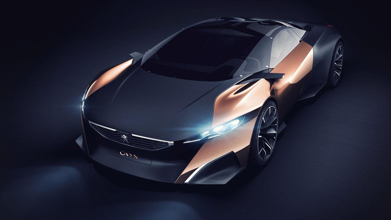 Onyx - Concept Cars Peugeot - Peugeot Motion & Emotion