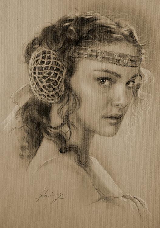 Pencil Sketches by Krzysztof Lukasiewicz   Cuded