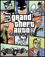 Grand Theft Auto Gotham City by *BillWalko