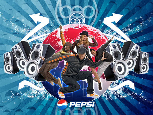 Interactive Flash Website with Video and Music Remixing for Pepsi and the Black Eyed Peas | Go Media Inc.