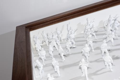 Soldier Table » John Galvin Design