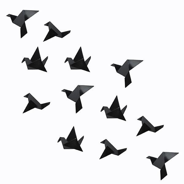 Origami Birds by Mostaza Diseño Amarillo | 2Modern Blog