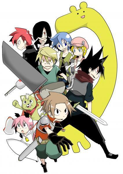 Senyuu. character designs - Anime Gerad - Anime & Manga Community