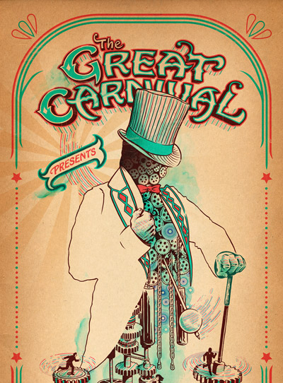 Weekly Design Inspiration #2 – Amazing Gig and Retro Poster Designs | DJDESIGNERLAB