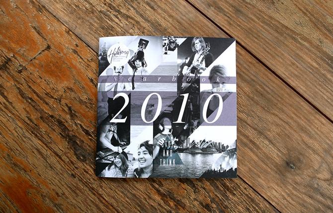 HILC Yearbook 2010 - Blake McDivitt