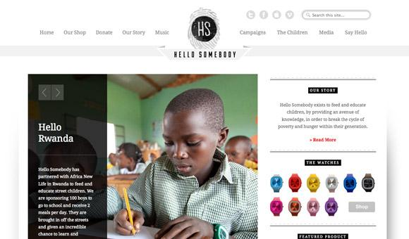 Ministry CSS – A CSS gallery designed to inspire | Hello Somebody