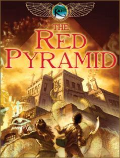 The Red Pyramid - Kane Chronicles: The Online World of Rick Riordan
