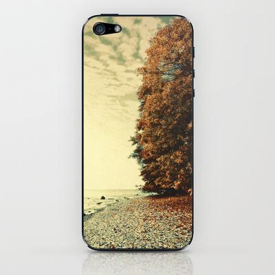 Last days of summer iPhone & iPod Skin by pascal+ | Society6