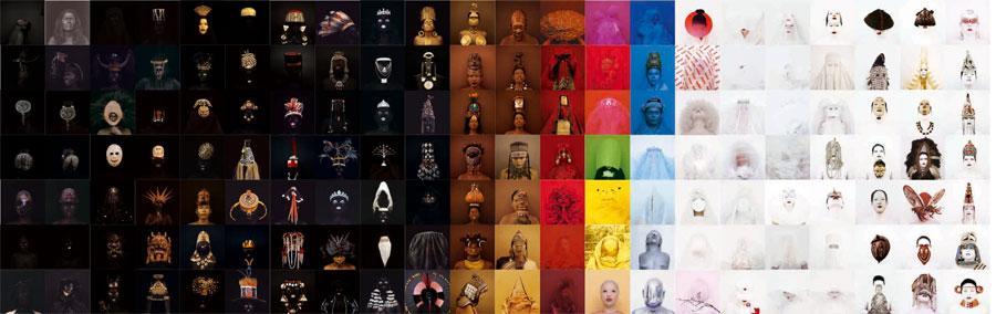 Kimiko Yoshida - SELF-PORTRAITS 2006-2012/60 Project of