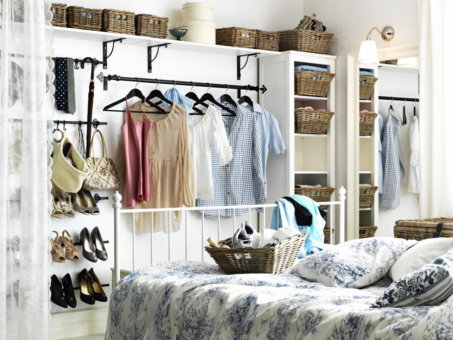 Walk in closet - Skonahem