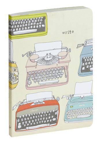 Write To Left Journal | Mod Retro Vintage Stationery | ModCloth.com