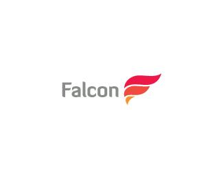 Falcon by florisvoorveld