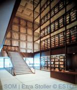 www.SOM.com | Bunshaft - On Beinecke Library