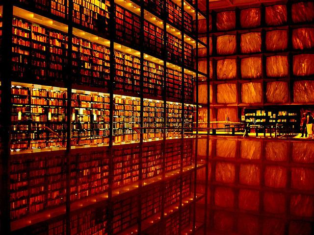 Yale Rare Book Library | Flickr – ?????