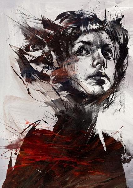 Digitally Assembled Paintings by Russ Mills | Just Imagine – Daily Dose of Creativity