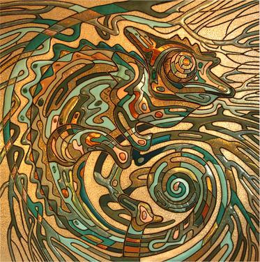 Artist Ken Walters