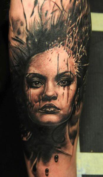 _544. Andy-Engel-Tattoo.volto-donna-schizzo.jpg (349×600)