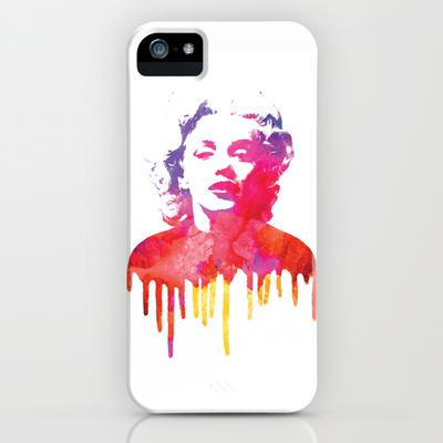 Marilyn iPhone Case by Fimbis | Society6