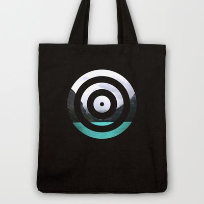 Lake Louise Tote Bag by Fimbis | Society6