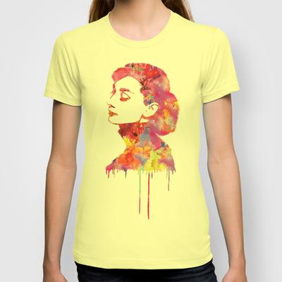 Audrey T-shirt by Fimbis | Society6
