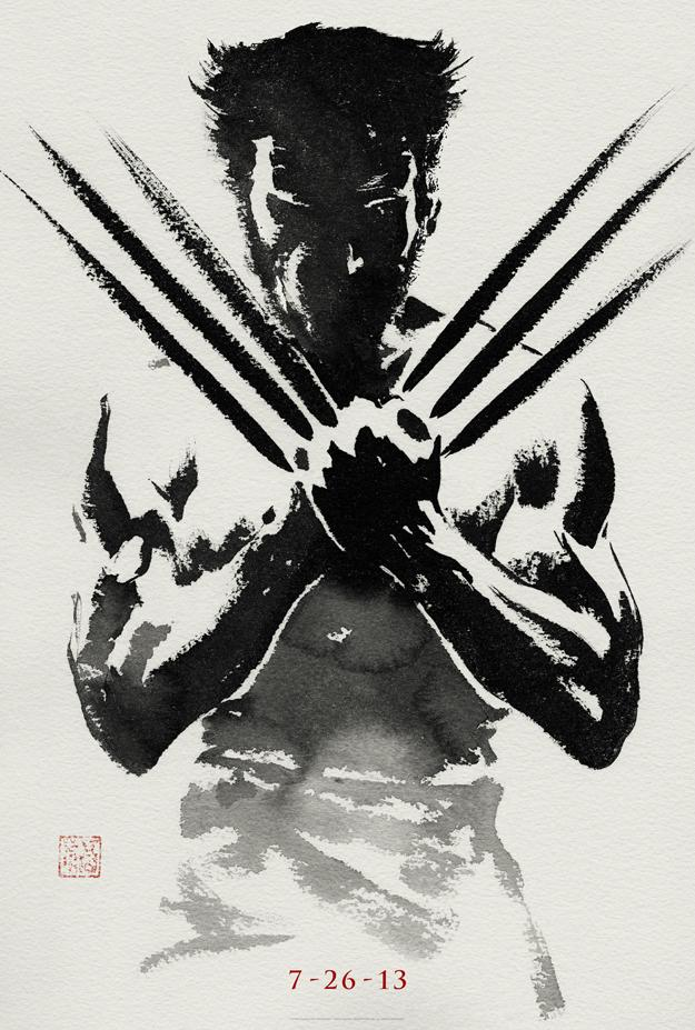 THE WOLVERINE Teaser Poster and Web Chat!  - News - GeekTyrant