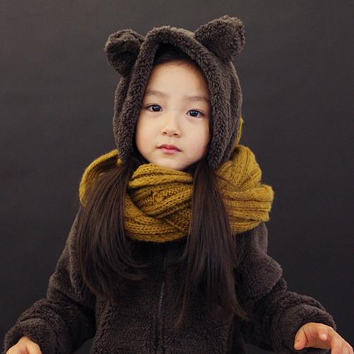 Fancy - Furry Bear Hoodie