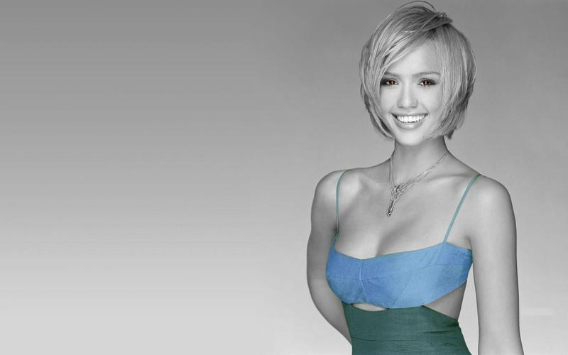 women,Jessica Alba women jessica alba actress models short hair selective coloring 1920x1200 wallpaper – women,Jessica Alba women jessica alba actress models short hair selective coloring 1920x1200 wallpaper – Selective coloring Wallpaper – Desktop Wallpaper