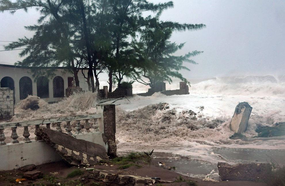 Hurricane Sandy in Photos - In Focus - The Atlantic
