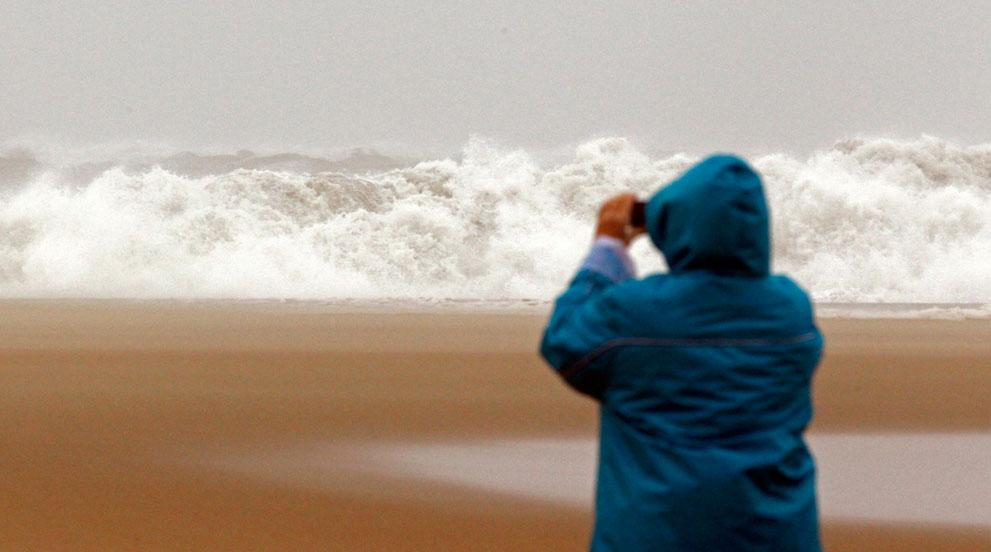 Hurricane Sandy in Photos - In Focus - The Atlantic
