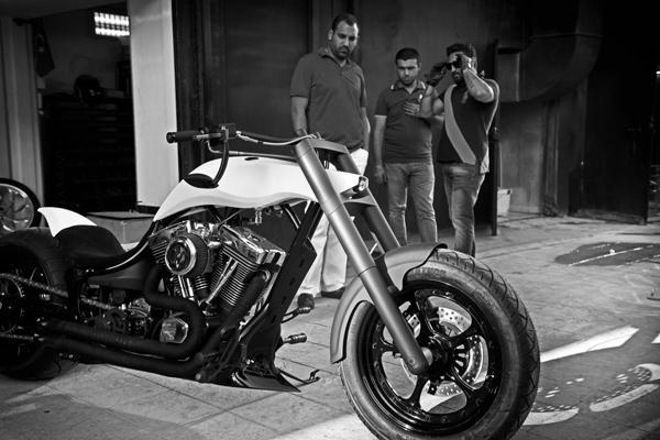 TT New Generation Chopper by Olcay Tuncay Karabulut » Yanko Design