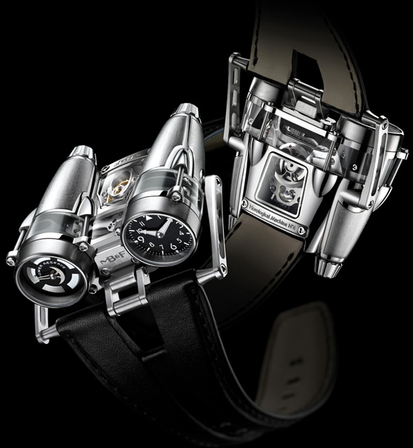 MB&F Horological Machine No4 Thunderbolt