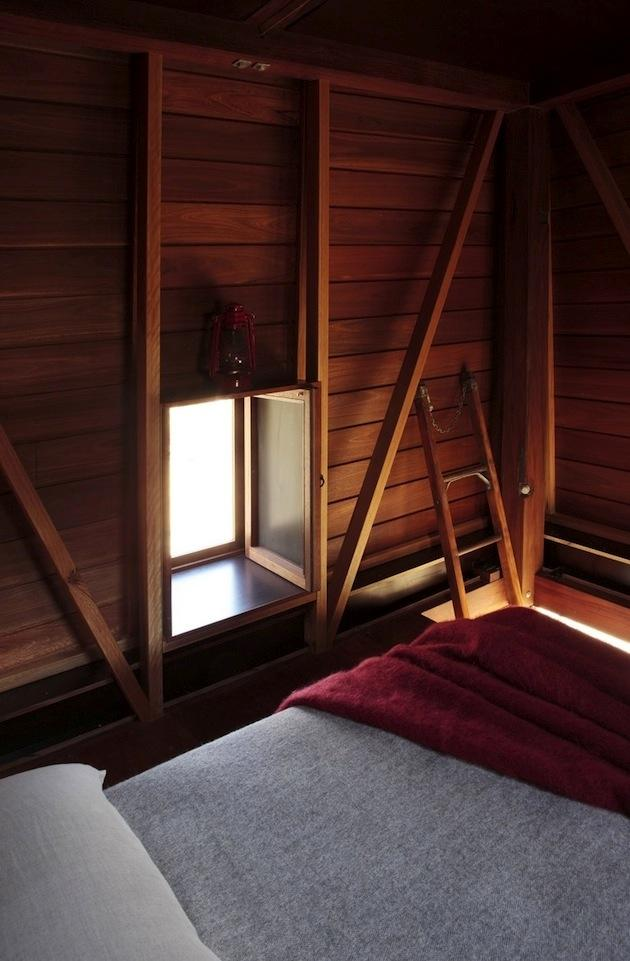 WABI SABI - simple, organic living from a Scandinavian Perspective.: Loft Living Shelter Style