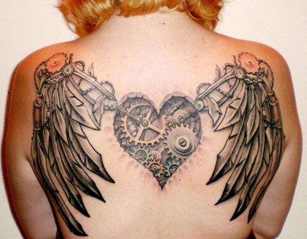 25 Best Heart Tattoos