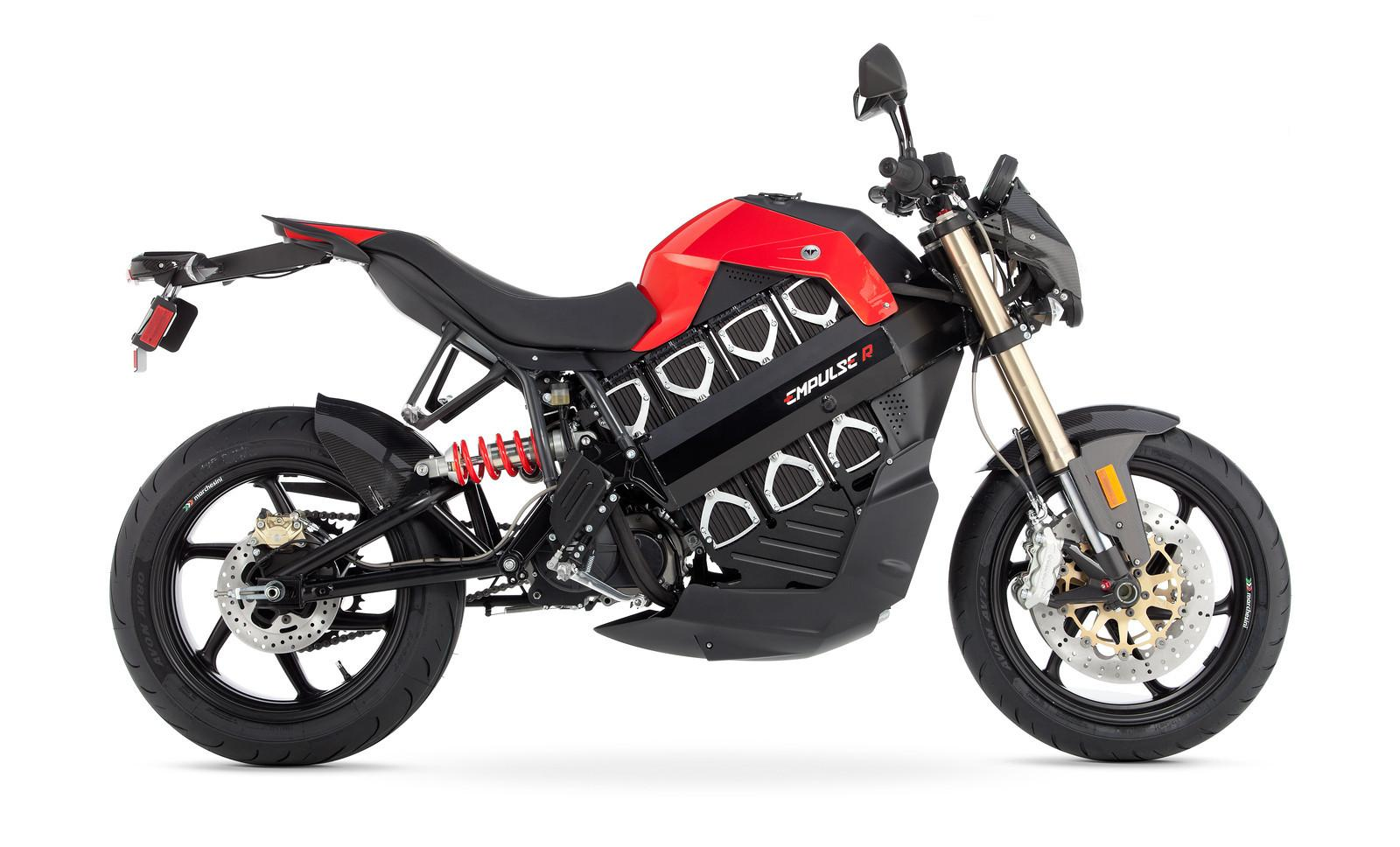 Brammo All Electric Motorcycle : Online Store