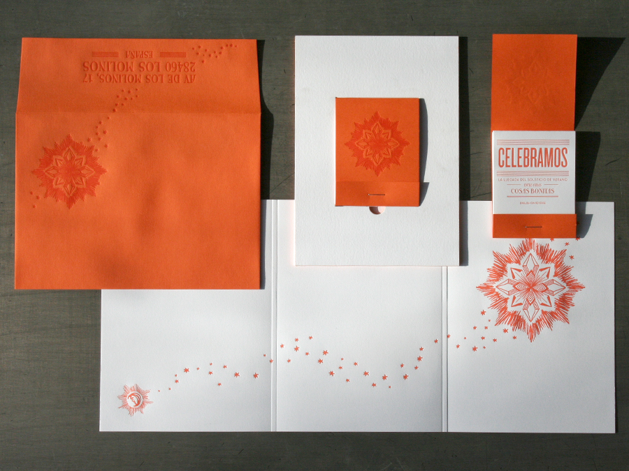 Matchbook Wedding | Studio On Fire