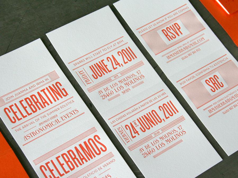 Matchbook Wedding | Studio On Fire