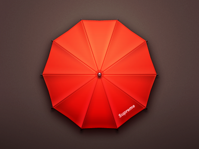 Supreme Umbrella by Paco
