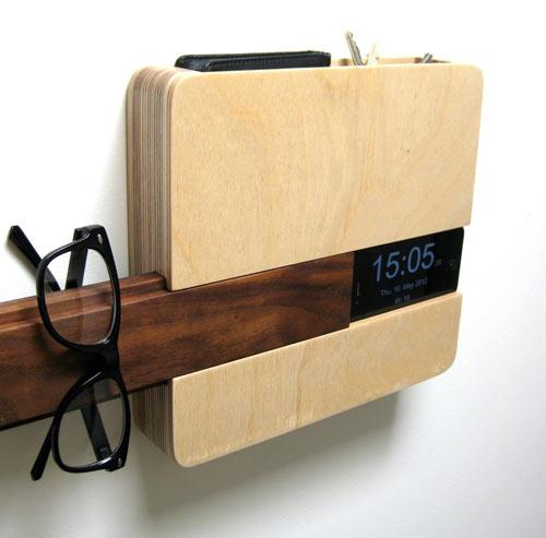 The Butler Organizer by Curtis Micklish - Design Milk