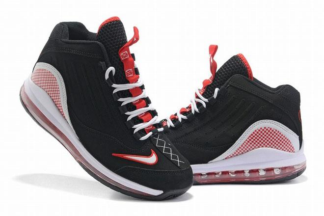 cheap air griffey max 2.5 black and white and red