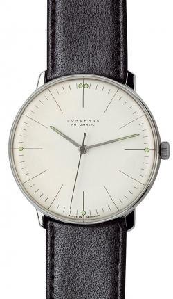 Junghans Max Bill 027/3501.00 Automatic Watch - Max Bill Watches - Junghans Clocks