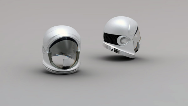 NASA Space Helmet by Herald J. Ureña - Umaña » Yanko Design