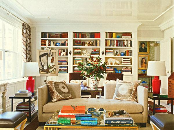 20 Useful Bookshelf Decorating Ideas | Design | News, E-learning, Architecture of the future at news.arcilook.com