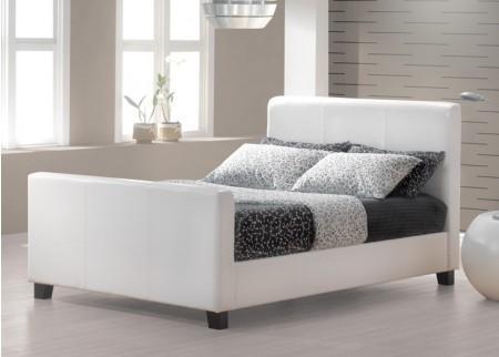 Hoffman Bed Frame Queen–- JYSK Canada