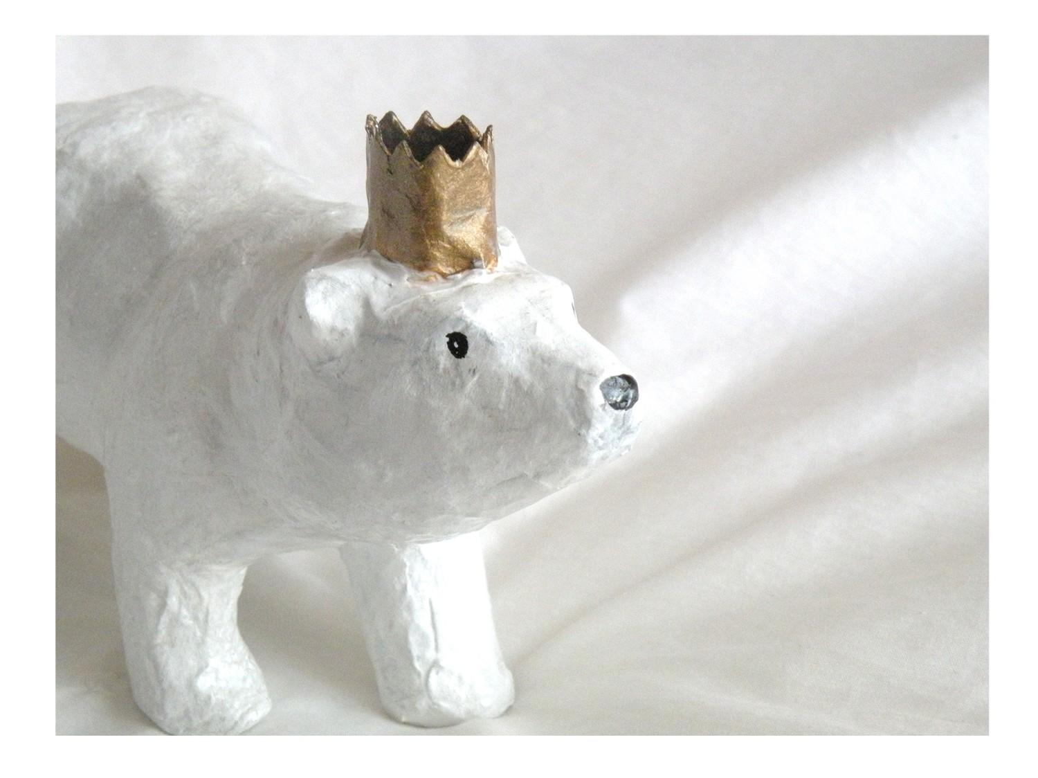 King of Snow by jardindhiver on Etsy
