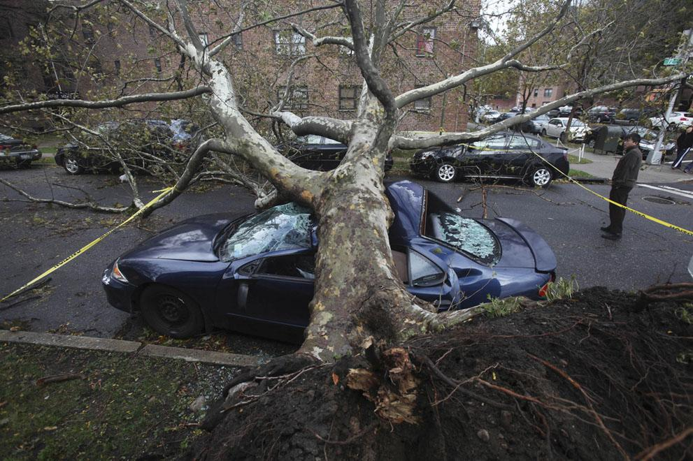 Hurricane Sandy: The Aftermath - In Focus - The Atlantic