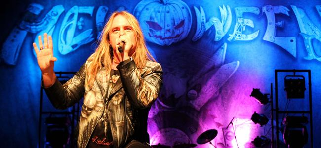 Helloween Straight Out Of Hell 2013