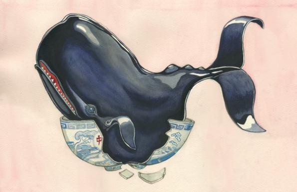 Resultados da Pesquisa de imagens do Google para http://danielmackie.files.wordpress.com/2012/07/chinese-whale-watercolour.jpg%3Fw%3D595
